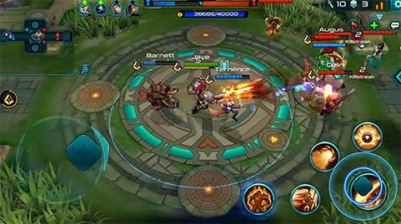 Paladins Strike Mod apk for Android