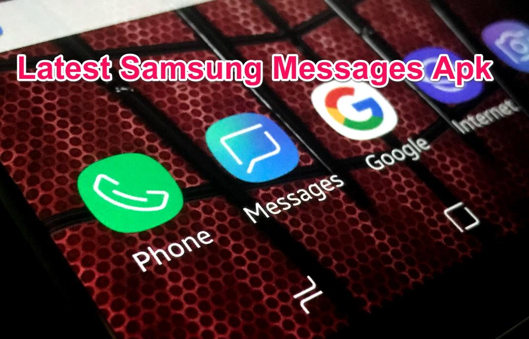 Download Samsung Messages v5 0 11 8 Apk [ New Blue Icon +