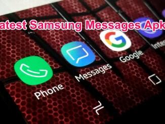 Samsung messages 5.0.11.8 Apk 2018 Latest
