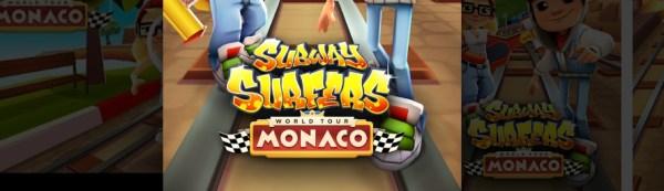 Subway Surfers Monaco 1.87.0 Mod apk hack