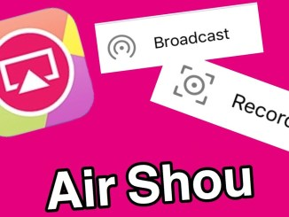 Airshou Screen Recorder Apk