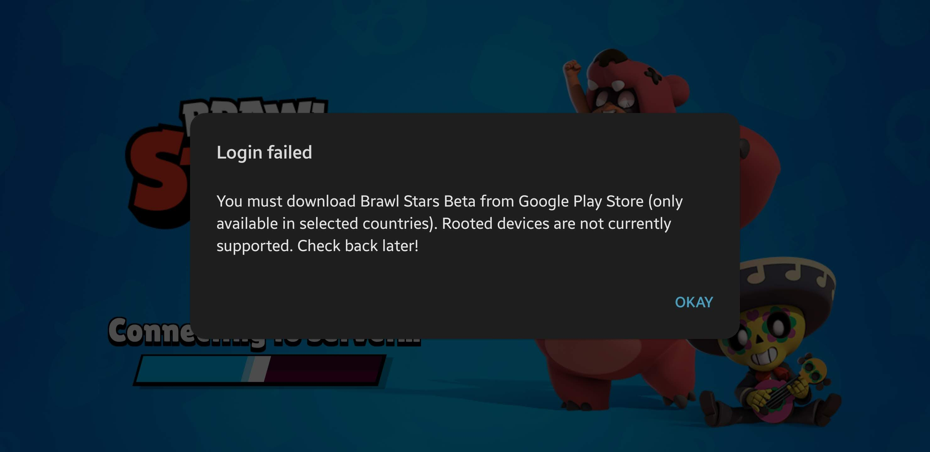 How to Fix Brawl Stars Apk Android Login Failed Error