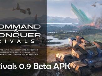 Command and Conquer Rivals Apk Beta download
