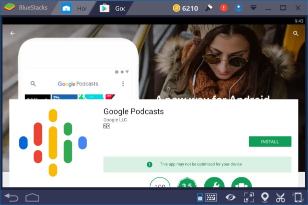Google podcasts for pc windows 10