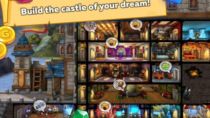 Hustle Castle Fantasy Kingdom 1.5.1 Mod Apk