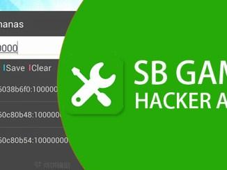 SB Game Hacker 5.1 Apk