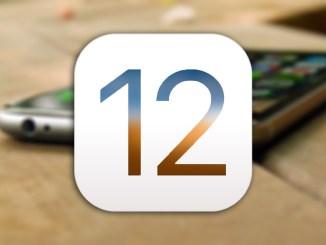 iOS 12 beta ipsw