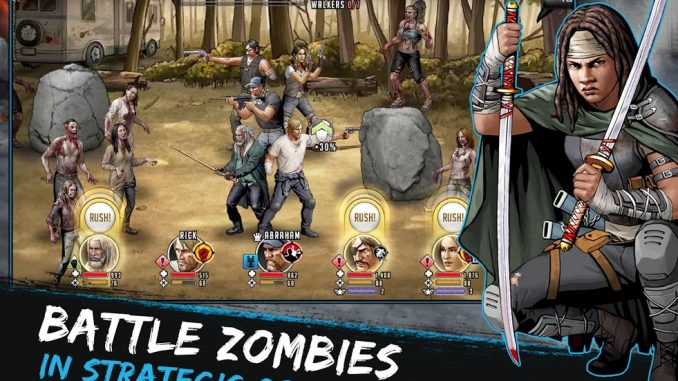 The Walking Dead: Road to Survival Mod Apk