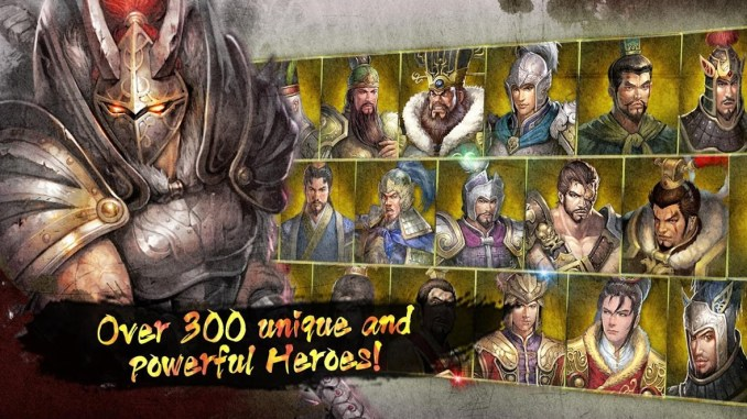 Heroes Of Dynasty for PC