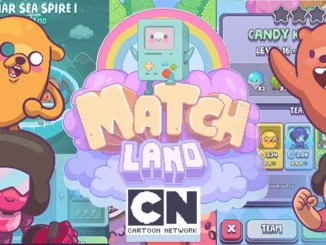 Cartoon Network Match Land for PC