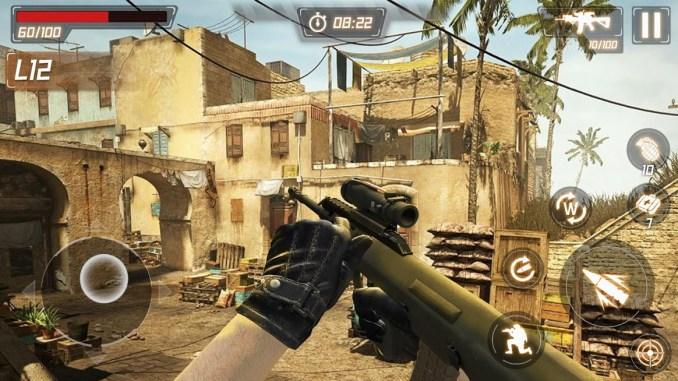Commando Officer Battlefield Survival for PC