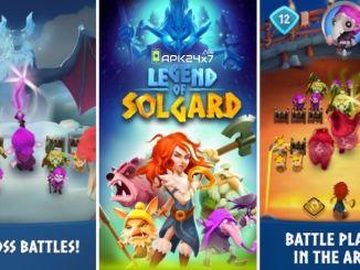 Legends of Solgard mod apk