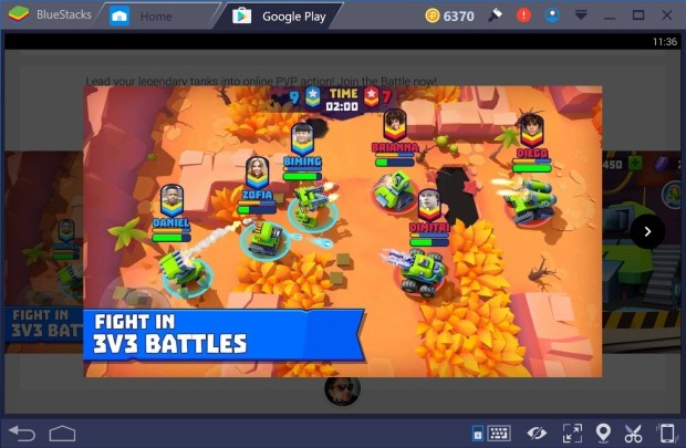 Tanks A Lot Realtime Multiplayer Battle Arena Game for PC Windows 10