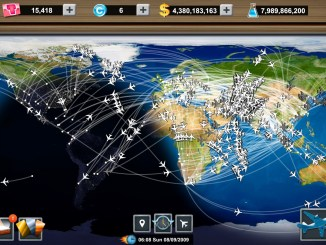 Airlines Manager Tycoon best Routes Aircraft