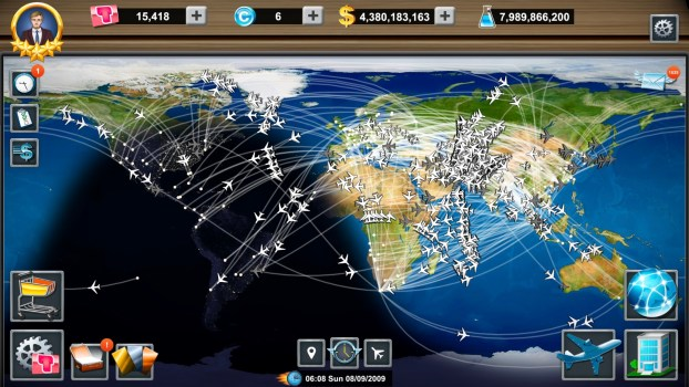 Airlines Manager Tycoon 2018 Best Routes, Hubs, Aircraft for better ...