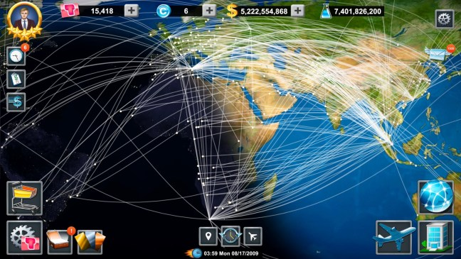 Airlines Manager Tycoon 2018 Mod apk hack