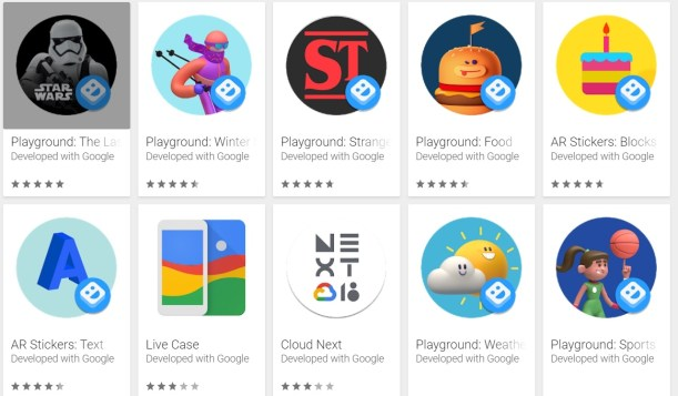 Google Playground Apk Apps