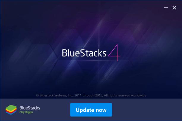 BlueStacks 4 Offline Installer Download Windows 10