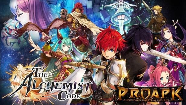 The Alchemist Code mod apk Cheat hack