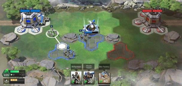 Command & Conquer Rivals v1.2.3 Mod apk hack
