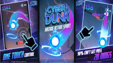 Cyber Dunk Mod Apk
