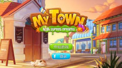 My Town High Street Dreams Mod Apk