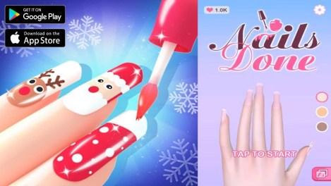Nails Done Mod Apk