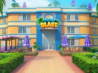 Hotel Blast Mod Apk