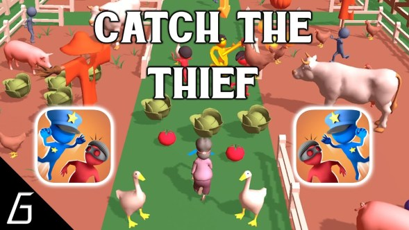 Catch the thief 3D Mod Apk