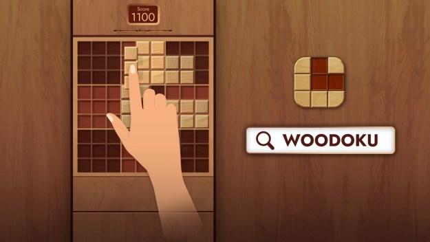 Woodoku Mod Apk
