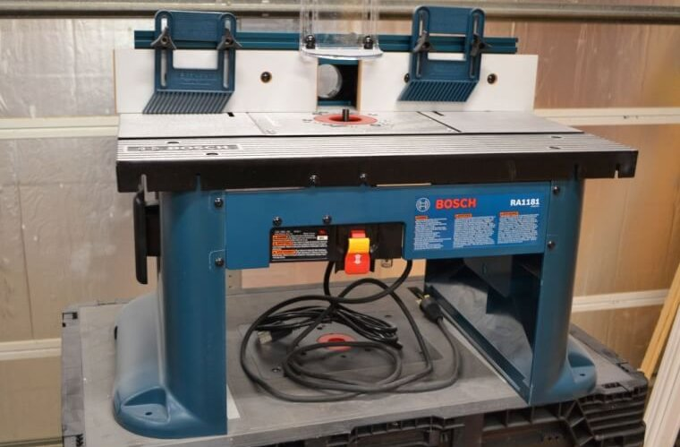 Bench Dog Router Table Dust Collection