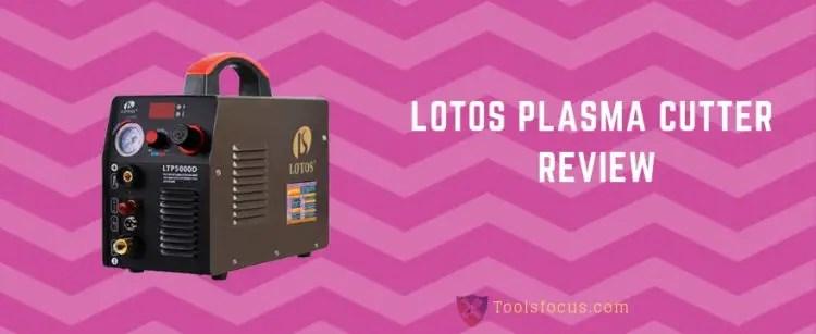 lotos plasma cutter review