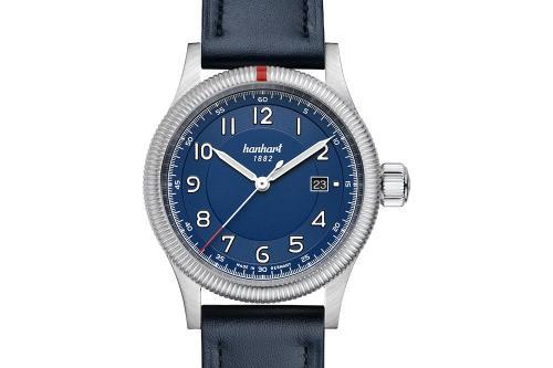 Hanhart Pioneer Blue