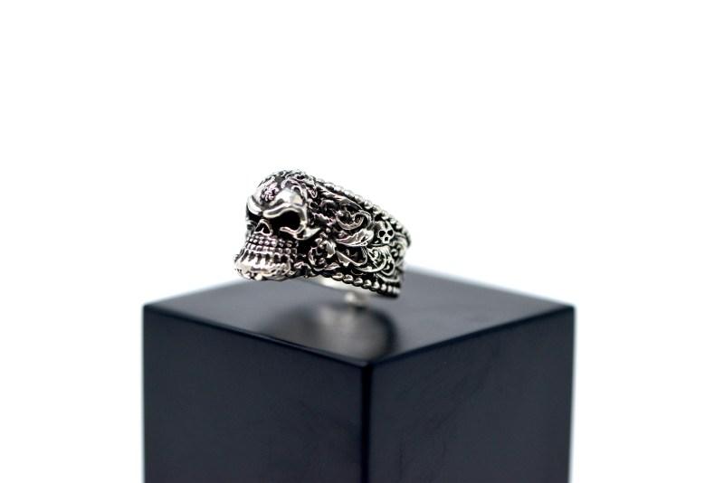 Z Ring klein 925 Silber
