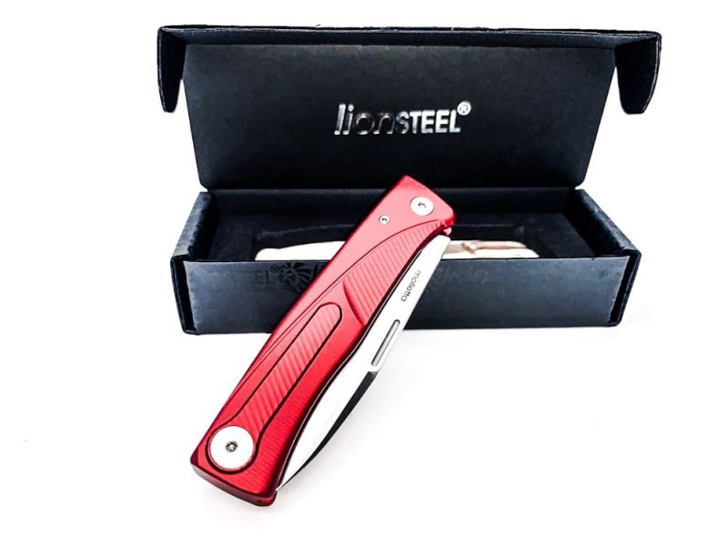 Lionsteel_Thrill_Rot