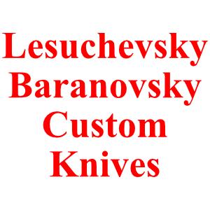 Lesuchevsky Baranovsky Custom Knives
