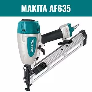 Makita AF635 15 Gauge Angled Finish Nailer