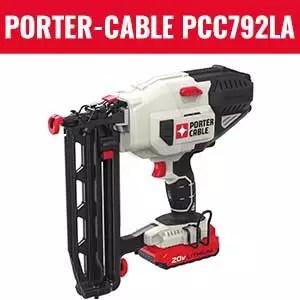 PORTER-CABLE PCC792LA Cordless Finish Nailer
