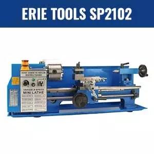 Erie Tools SP2102 Mini Metal Lathe