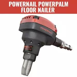 Powernail PowerPalm Floor Nailer