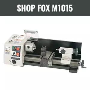 Shop Fox M1015 Micro Lathe