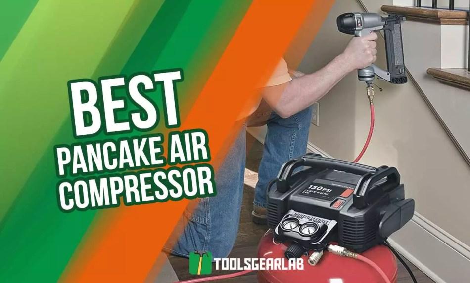 Best Pancake Air Compressor