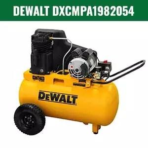 DEWALT DXCMPA1982054 Portable Air Compressor