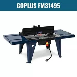 Goplus FM31495 Router Table
