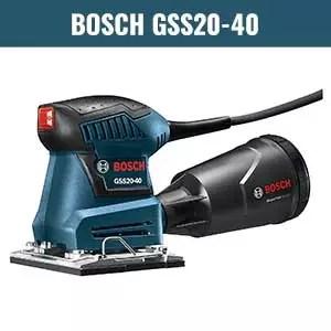 Bosch GSS20-40 Orbital Sander