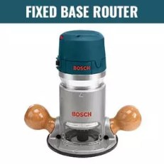 fixed base router