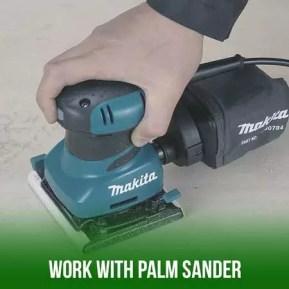 palm sander reviews