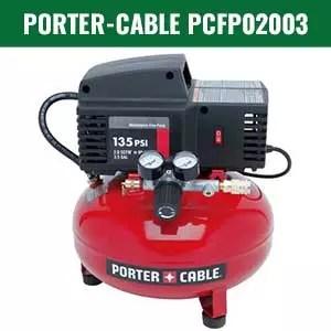 PORTER-CABLE PCFP02003 Air Compressor