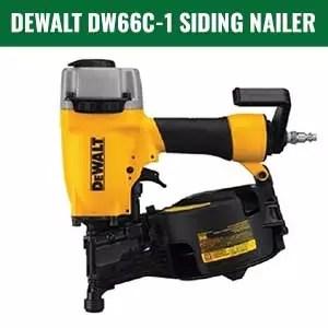 DEWALT DW66C-1 Siding nailer