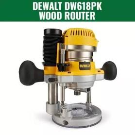 Dewalt DW618PK Wood Router Review
